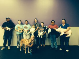 Team at Dogtopia Anaheim Hills