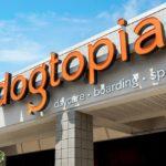 Dogtopia sign